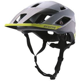 SixSixOne EVO AM Patrol MIPS Helm matte gray